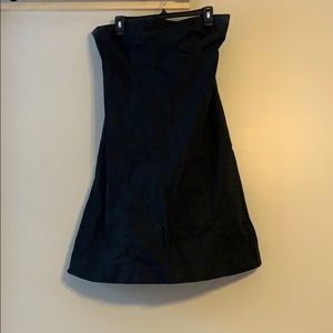 Dresses & Skirts - Gap Strapless Black Dress